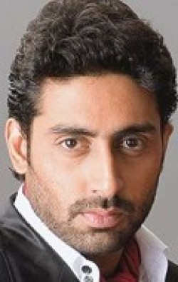 Actor Abhishek Bachchan - filmography and biography.
