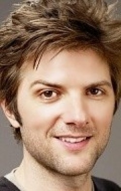 Actor, Director, Writer, Producer Adam Scott - filmography and biography.