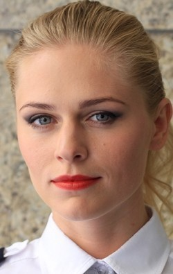 Actress Agne Grudyte - filmography and biography.