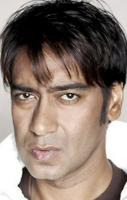 Actor, Director, Writer, Producer, Editor Ajay Devgan - filmography and biography.