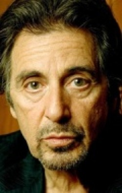 Actor, Director, Writer, Producer Al Pacino - filmography and biography.