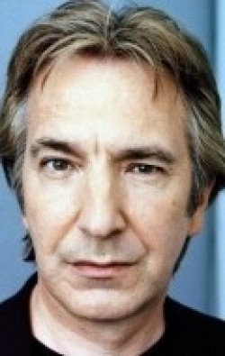 Actor, Director, Writer, Producer Alan Rickman - filmography and biography.