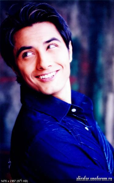 Actor, Composer Ali Zafar - filmography and biography.