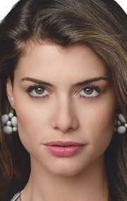 Actress Alinne Moraes - filmography and biography.