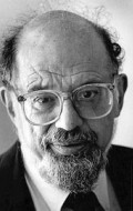 Actor, Writer, Composer Allen Ginsberg - filmography and biography.