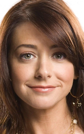 Actress Alyson Hannigan - filmography and biography.