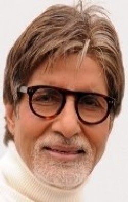 Actor, Producer Amitabh Bachchan - filmography and biography.