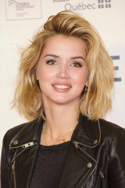 Actress Ana de Armas - filmography and biography.