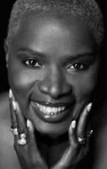 Actress, Composer Angelique Kidjo - filmography and biography.
