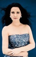 Actress Angela Gheorghiu - filmography and biography.