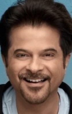 Actor, Producer Anil Kapoor - filmography and biography.