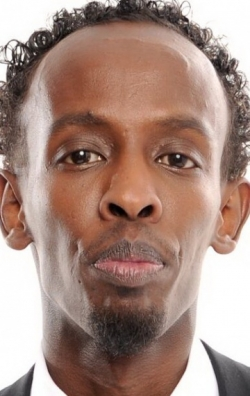Actor Barkhad Abdi - filmography and biography.