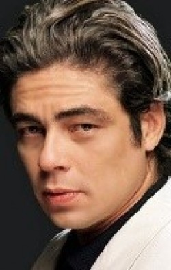 Actor, Director, Writer, Producer Benicio Del Toro - filmography and biography.