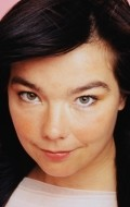 Composer, Actress Bjork - filmography and biography.