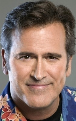 Actor, Director, Writer, Producer, Operator, Editor Bruce Campbell - filmography and biography.