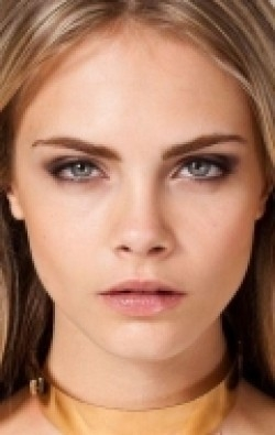 Actress Cara Delevingne - filmography and biography.