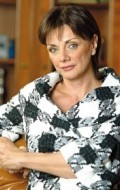 Actress Carmen Tanase - filmography and biography.