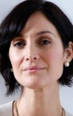 Carrie-Anne Moss movies and biography.
