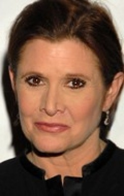 Actress, Writer, Producer Carrie Fisher - filmography and biography.