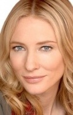 Actress, Director, Producer Cate Blanchett - filmography and biography.