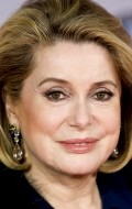 Actress, Producer Catherine Deneuve - filmography and biography.