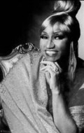 Actress Celia Cruz - filmography and biography.