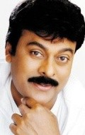 Actor, Producer Chiranjeevi - filmography and biography.