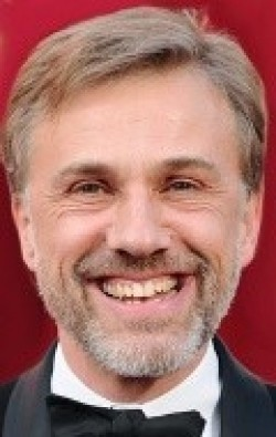 Actor, Director, Writer, Producer Christoph Waltz - filmography and biography.