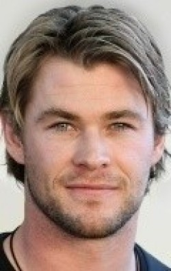Actor Chris Hemsworth - filmography and biography.
