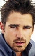 Actor, Producer Colin Farrell - filmography and biography.