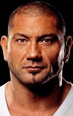 Actor, Producer Dave Bautista - filmography and biography.