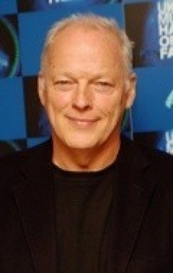 Actor, Producer, Composer David Gilmour - filmography and biography.