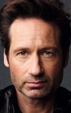 Actor, Director, Writer, Producer David Duchovny - filmography and biography.