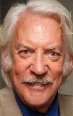 Actor, Writer, Producer Donald Sutherland - filmography and biography.