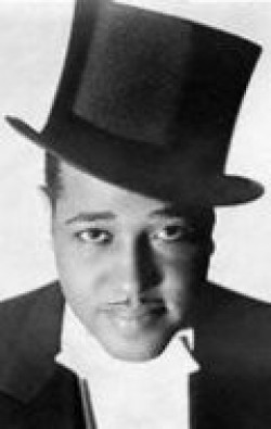 Actor, Composer Duke Ellington - filmography and biography.