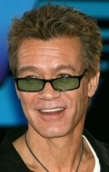 Actor, Composer Edward Van Halen - filmography and biography.