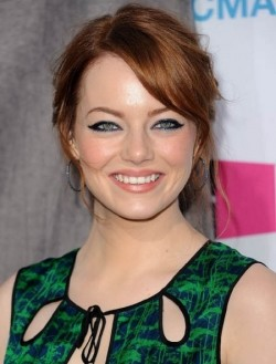 Actress Emma Stone - filmography and biography.