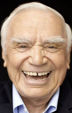 Actor, Producer Ernest Borgnine - filmography and biography.