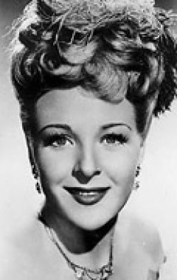 Actress Evelyn Ankers - filmography and biography.