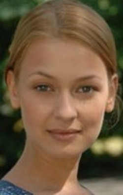 Actress Evgeniya Loza - filmography and biography.