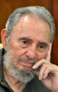 Actor Fidel Castro - filmography and biography.