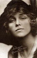 Actress Florence La Badie - filmography and biography.