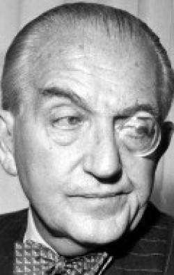 Actor, Director, Writer, Producer, Editor Fritz Lang - filmography and biography.