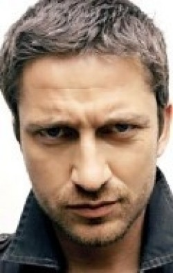 Actor, Producer Gerard Butler - filmography and biography.
