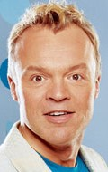 Actor, Writer Graham Norton - filmography and biography.