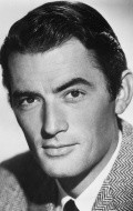 Actor, Producer Gregory Peck - filmography and biography.
