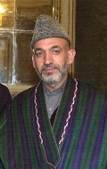 Hamid Karzai - filmography and biography.