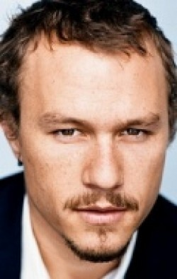Actor, Director Heath Ledger - filmography and biography.