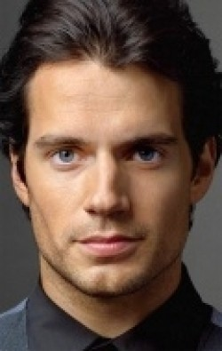 Actor, Producer Henry Cavill - filmography and biography.