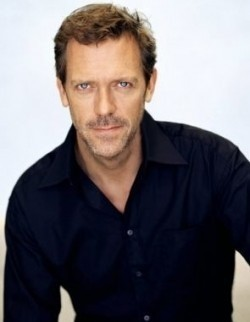 Actor, Director, Writer, Producer Hugh Laurie - filmography and biography.